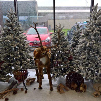 Christmas at work