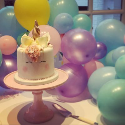 kids party unicorn themed party